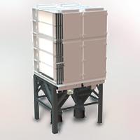 SFN Карманный фильтр с импульсной продувкой